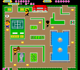 I'm Sorry (ARC)  © Sega 1985   4/4