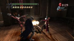 Devil May Cry HD Collection (PS3)   © Capcom 2012    1/5