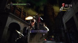 Devil May Cry HD Collection (PS3)   © Capcom 2012    2/5