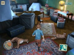 The Adventures Of Tintin: The Game (IPD)  © Gameloft 2011   2/2
