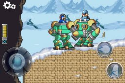 Mega Man X (IP)  © Capcom 2011   2/3