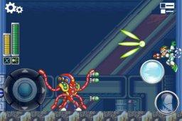 Mega Man X (IP)  © Capcom 2011   3/3
