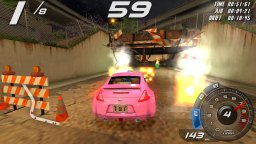 The Fast And The Furious: Super Cars (ARC)   © Raw Thrills 2011    3/4