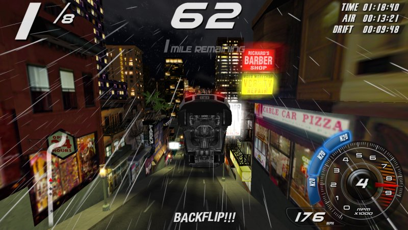 The Fast And The Furious: Super Cars (ARC)   © Raw Thrills 2011    4/4