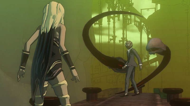 Gravity Rush   © Sony 2012   (PSV)    5/11