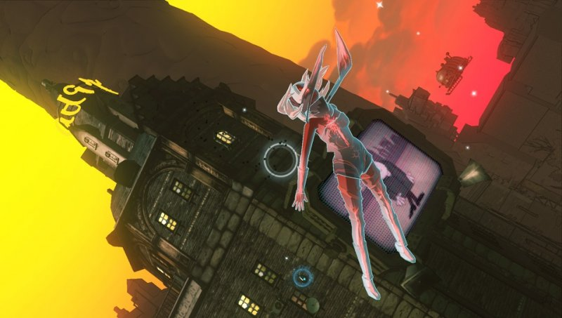 Gravity Rush   © Sony 2012   (PSV)    6/11