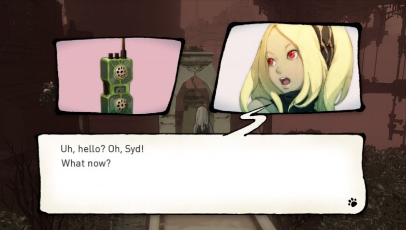 Gravity Rush   © Sony 2012   (PSV)    8/11