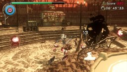 Gravity Rush   © Sony 2012   (PSV)    1/11