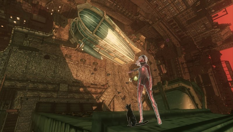 Gravity Rush   © Sony 2012   (PSV)    11/11