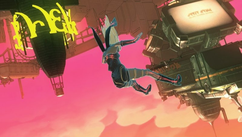 Gravity Rush   © Sony 2012   (PSV)    4/11