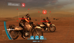 Operation G.H.O.S.T. (ARC)  © Sega 2012   2/3