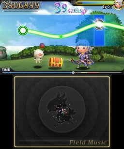 Theatrhythm Final Fantasy (3DS)   © Square Enix 2012    3/5
