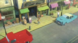 Ni No Kuni: Wrath Of The White Witch (PS3)   © Level-5 2011    2/8