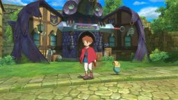 Ni No Kuni: Wrath Of The White Witch (PS3)   © Level-5 2011    3/8