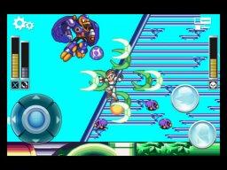 Mega Man X (IPD)  © Capcom 2011   1/3