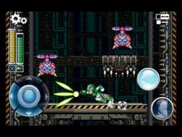 Mega Man X (IPD)  © Capcom 2011   2/3