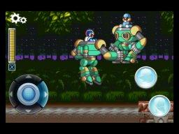 Mega Man X (IPD)  © Capcom 2011   3/3