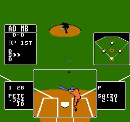 Baseball Stars (ARC)  © SNK 1989   1/1