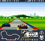 F1 World Grand Prix (GBC)   © Video System 2000    2/3