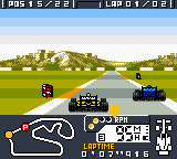 F1 World Grand Prix (GBC)   © Video System 2000    3/3