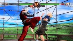 Virtua Fighter 5: Final Showdown (X360)  © Sega 2012   3/3