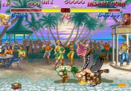 Hyper Street Fighter II: The Anniversary Edition (ARC)  © Capcom 2003   2/3