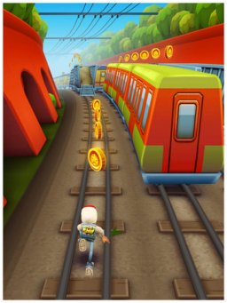 Subway Surfers (IPD)   © Kiloo 2012    1/3