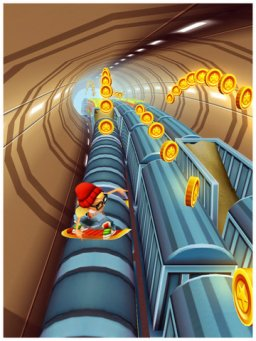 Subway Surfers (IPD)   © Kiloo 2012    2/3