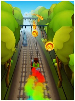Subway Surfers (IPD)   © Kiloo 2012    3/3