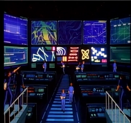 Cobra Command (ARC)   © Data East 1984    3/4