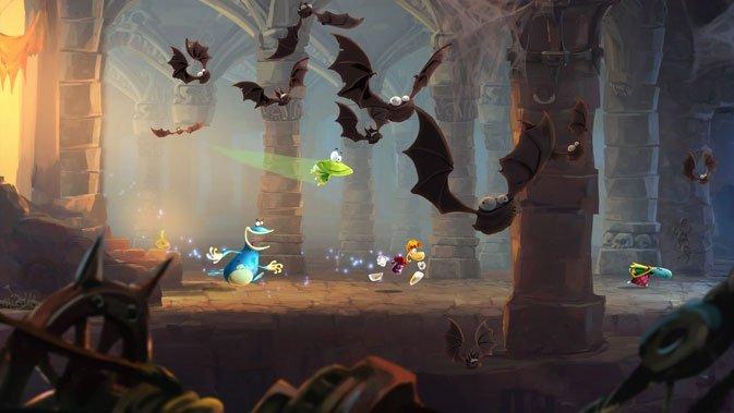 Rayman Legends (WU)  © Ubisoft 2013   4/5