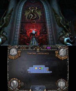 Castlevania: Lords Of Shadow: Mirror Of Fate (3DS)   © Konami 2013    1/3