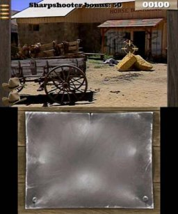 Mad Dog McCree (3DS)  © Digital Leisure 2012   2/3