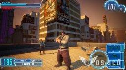 Gunslinger Stratos (ARC)  © Square Enix 2012   3/5