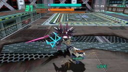 Virtual On: Cyber Troopers 4 (X360)  © Sega 2010   3/7