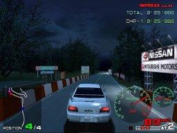 Battle Gear 3 (PS2)  © Taito 2003   2/5