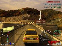 Battle Gear 3 (PS2)  © Taito 2003   3/5