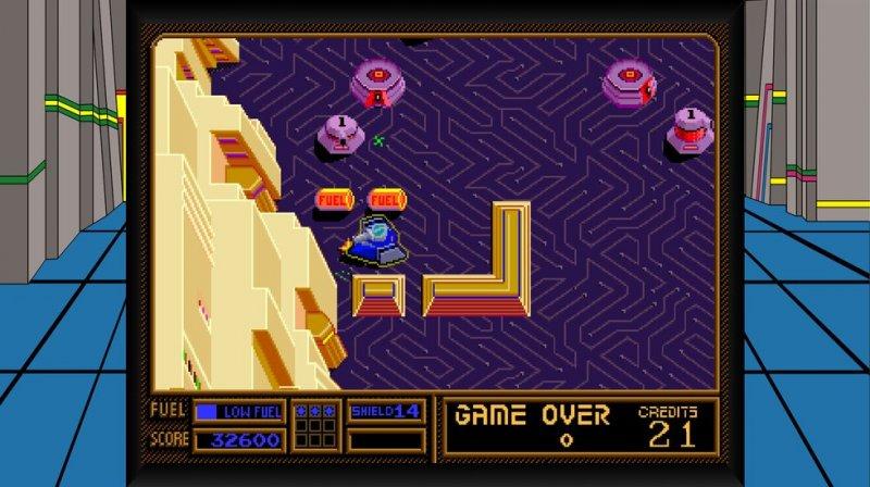 Midway Arcade Origins (X360)  © Warner Bros. 2012   4/5
