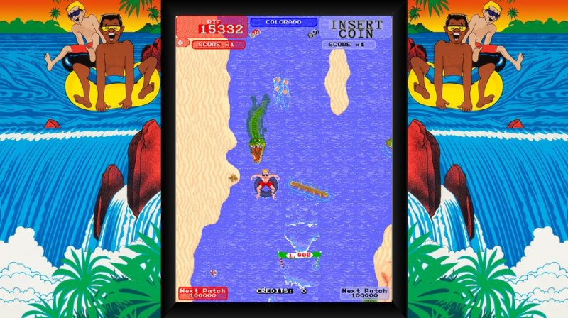 Midway Arcade Origins (X360)  © Warner Bros. 2012   5/5