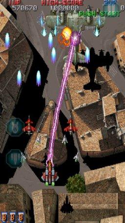 Raiden Legacy (IP)  © DotEmu 2012   2/3