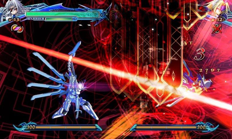 BlazBlue: Chrono Phantasma (ARC)  © Arc System Works 2012   6/9