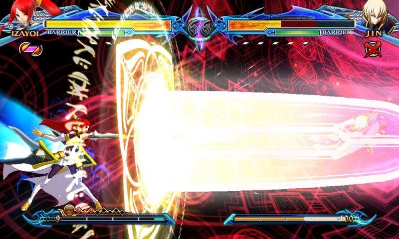 BlazBlue: Chrono Phantasma (ARC)  © Arc System Works 2012   9/9