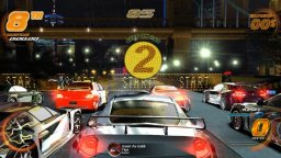 Need For Speed: Carbon: Arcade (ARC)  © Global VR 2008   3/3