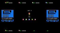 Pengo! (2010) (ARC)  © Sega 2010   1/3