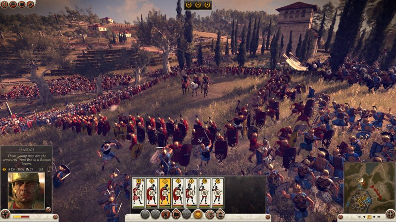 Total War: Rome II (PC)  © Sega 2013   4/4