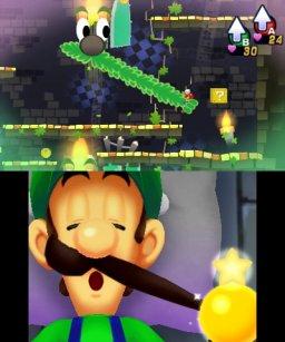 Mario & Luigi: Dream Team Bros. (3DS)  © Nintendo 2013   1/3