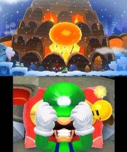 Mario & Luigi: Dream Team Bros. (3DS)  © Nintendo 2013   2/3