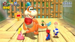 Super Mario 3D World (WU)  © Nintendo 2013   2/3