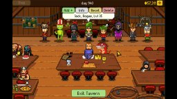 Knights Of Pen & Paper: +1 Edition (PC)  © Paradox 2013   3/6