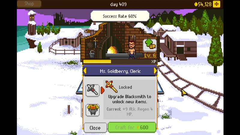 Knights Of Pen & Paper: +1 Edition (PC)  © Paradox 2013   4/6